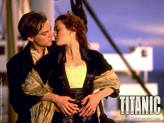 TITANIC...the all time Hollywood Blockbuster.